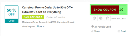 Carrefour Code