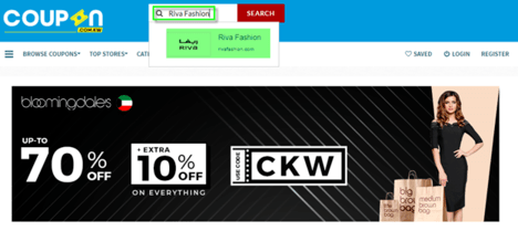 Riva Fashion Coupon.kw