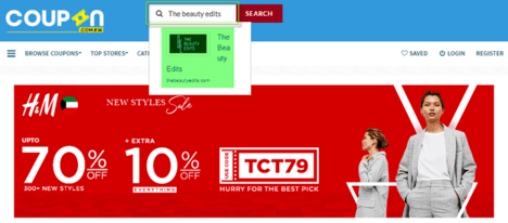 The Beauty Edits Coupon.kw