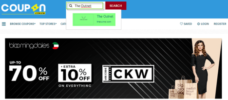 The Outnet Coupon.kw