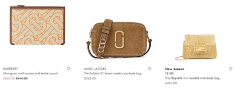 Harvey Nichols Bags