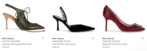 Harvey Nichols Shoes