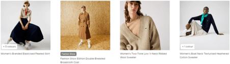 Lacoste Cloth
