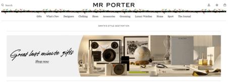 Mr Porter Kuwait