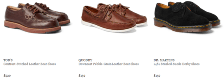 Mr Porter Shoes