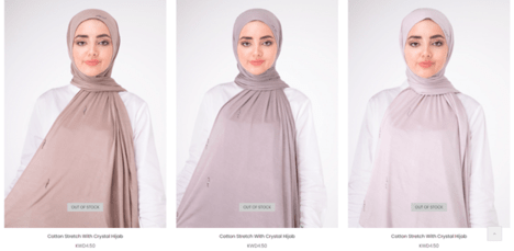Riva Fashion Hijab