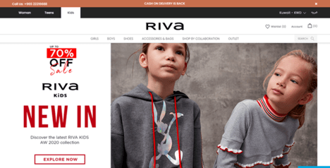 Riva Fashion Kuwait