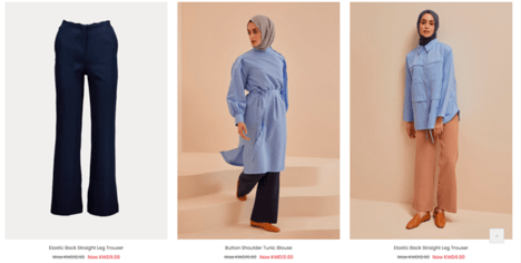 Riva Fashion Modest