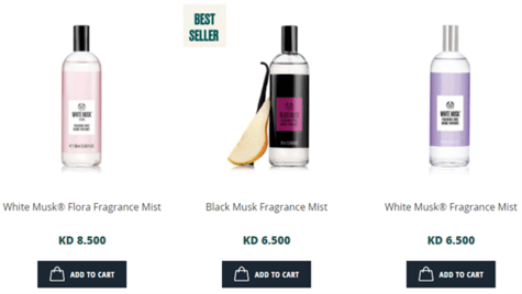 The Body Shop Fragrance