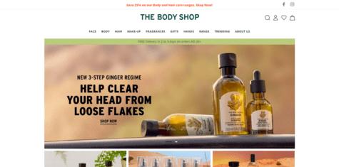 The Body Shop Kuwait
