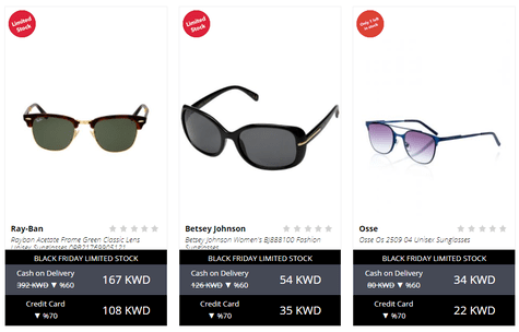VipBrands Sunglasses